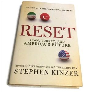 Reset by Stephen Kinzer NWOT B-16